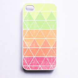 Geometric Iphone 4 Case - ..